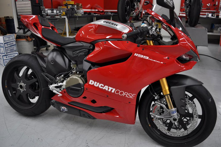 panigale 1199r