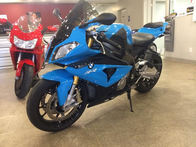 2012 Bmw S1000rr Fire Blue 5850 Miles 12050 Welcome To